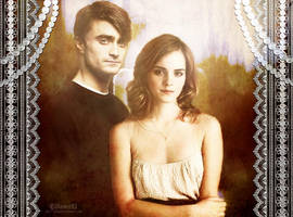 Michael and Anahita - The Portrait by Elflover21