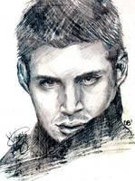 Supernatural : Dean by mewulu