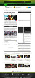 Football News Portal by Jambazov
