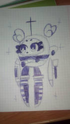robot by PeacefulSweetDream