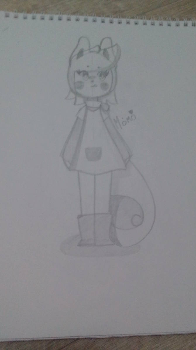 another squirrel by PeacefulSweetDream