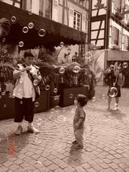Bubbles by asrulmm