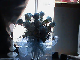Beautiful Blue Roses 1 by SuperSonicGirl79135