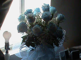 Beautiful Blue Roses 3 by SuperSonicGirl79135