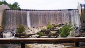 ashburnham dam by ChasMandala