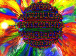 the brightest mandelbulb in the pack by ChasMandala