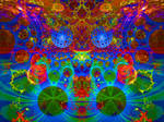 beyond the cosmos by ChasMandala