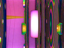 psychedelic permutations by ChasMandala