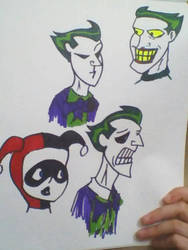 BTAS Sketches!!! by 0-Toxic-ACE-0