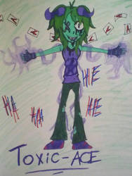 Toxic Ace by 0-Toxic-ACE-0