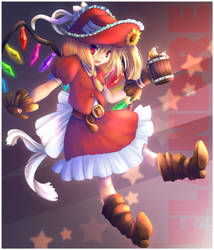 Pirate Flandre by TakuyaRawr