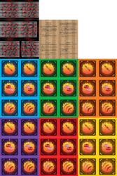 Barbecue - Cards by XavierLardy
