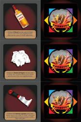 Barbecue - Accessory Cards 1 / 4 by XavierLardy