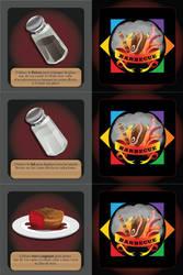 Barbecue - Accessory Cards 3 / 4 by XavierLardy