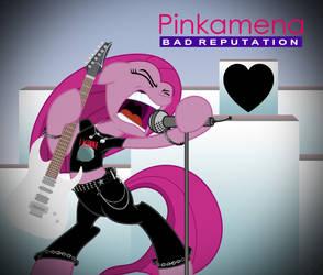 Pinkamena Bad Reputation Album by GreenMachine987