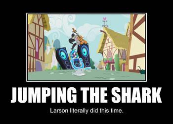 Jumping the Shark Meme by GreenMachine987