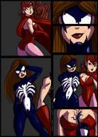 Venom Witch 1-2 by kaioutei by singory