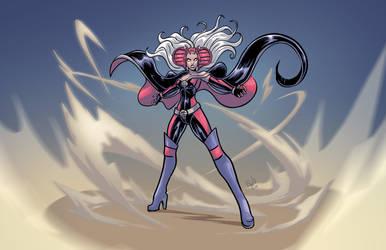 Storm Cobra Agent by eryckwebbgraphics by singory