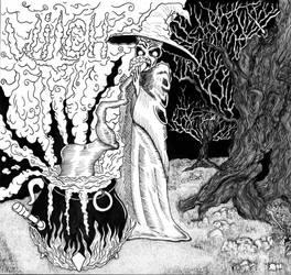 Witch by Undastench