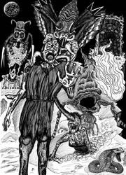 Dimensional Terror by Undastench