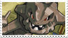 Steelix stamp by Jontukka