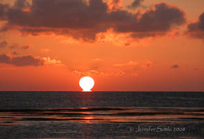 Sunset at the bay 4 by jayshree