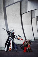 Warhammer 40000 by SelenaDin
