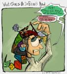 What Goes On in Elena's Head by Dik-LEN-vaY