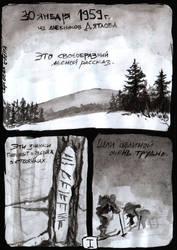 Dyatlov Pass_30 January 1959_Page 1 by Dik-LEN-vaY