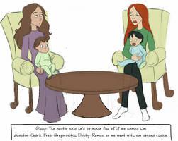 Naming Albus Severus by julvett