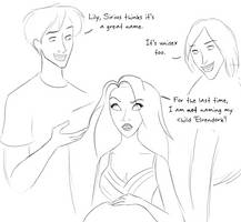 Potters Shouldn't Name Kids by julvett