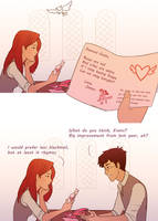 James' Romantic Valentine by julvett