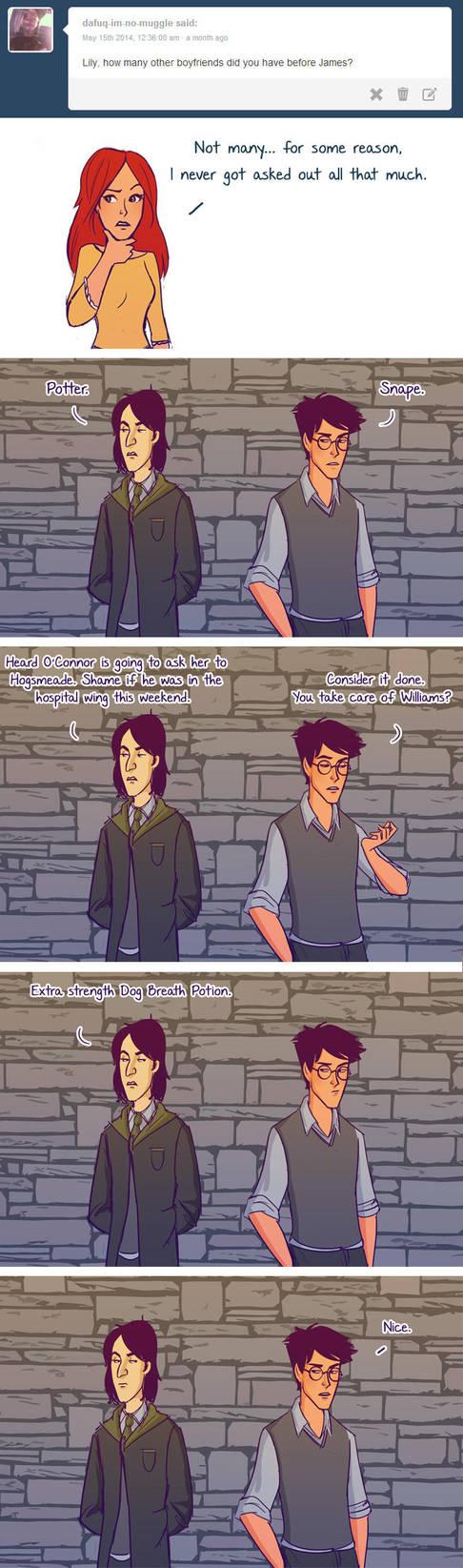 Boyfriends by julvett