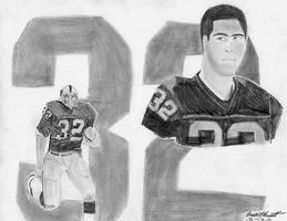 Marcus Allen by ImfamousE