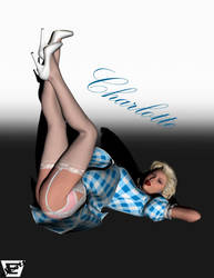 Smexy Charlotte by ImfamousE