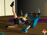 Gwemeron- Aerobic Workout by ImfamousE