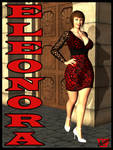 Eleonora Poster by ImfamousE