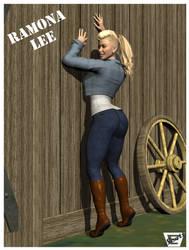 Ramona Lee's Booty by ImfamousE