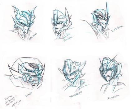Moar femmebot face Con edition by BHS-ArchetypeRex