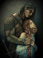 Not An Embrace by bubug