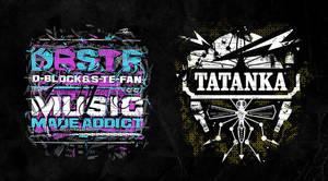 DBSTF and DJ Tatanka '09 by ruudvaneijk