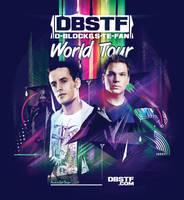 DBSTF World Tour by ruudvaneijk