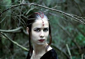 The Dark by Ieris-Aizer