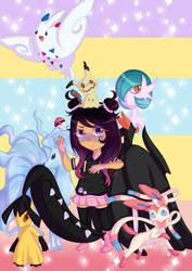 FairyType Team by MistressVany