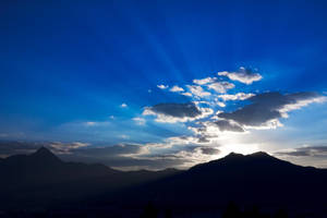 Lijiangs Sunset by xelement