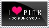 I love pink by pickupjojo