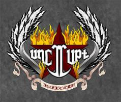 Print - Logo - Uncrrupt by n1coode