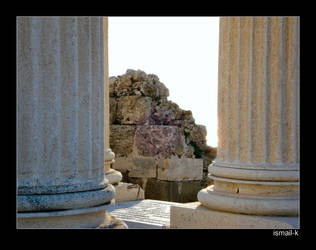 Behind the Columns by ismail-k