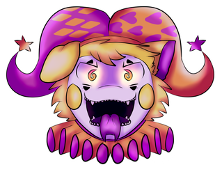 Tom Foolery(Headshot for gh0stkidd) by PainterPeasant