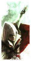 Ezio Auditore by dackQ